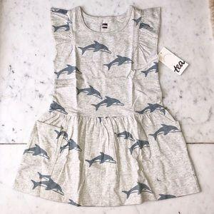 NWT Tea Collection Pocket Dress 3